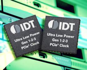 IDT宣布1.5伏特PCI Express®作为时钟缓家族新成员
