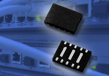 Littelfuse公司宣布推出低电容型瞬态抑制二极管阵列