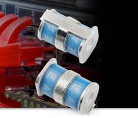 Littelfuse公司宣布推出更小封装尺寸的三端GDT<br>超低电容和高浪涌能量耐受性可针对雷击损害提供更多保护</br>