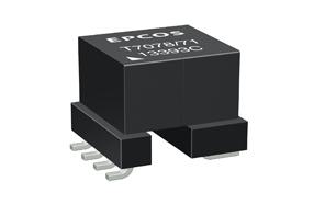 TDK两款电感器:用于汽车电子的SMT电流互感器