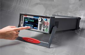 吉时利新触摸屏源测量单元仪器,可提供更大电流源和更宽测量范围