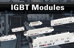 IR为高功率工业应用推出完善的IGBT模块系列