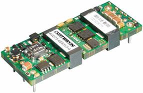 雅特生科技全新75W高电流直流/直流电源转换器,适用于电信设备