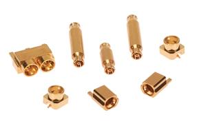 Molex 高密度 SMPM RF 盲插连接器具有出色的光密度性能