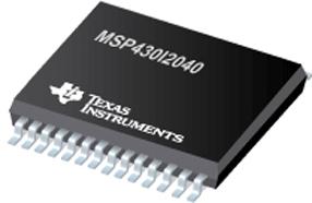 TI全新系列MSP430™工业级微控制器,可实现准确精密测量