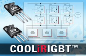 IR推出坚固耐用的600V IGBT产品,用于混合动力汽车和电动车