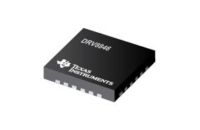 TI推出最新 12V 电机驱动器系列,可消除电机调谐