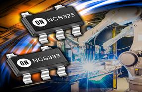 安森美半导体推出新系列超低能耗精密CMOS运算放大器