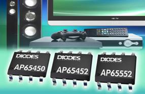 Diodes针对数字电视和显示屏推出多款同步降压型转换器