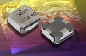 Vishay新款汽车级的超薄、大电流电感器IHLE-4040DC-5A