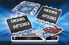 Diodes推出低压差线性稳压器AP2303