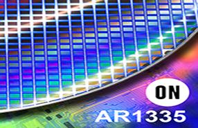 安森美半导体推出1300万像素CMOS图像传感器AR1335