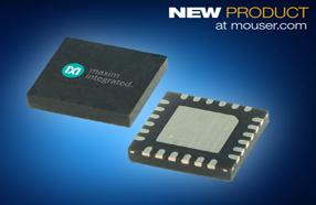 Maxim新型MAX14836双路传感器收发器,强化工业应用安全