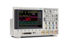 是德科技首款主流示波器 具有容控屏和图形触摸触发功能