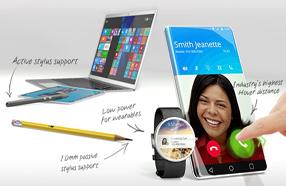 Atmel推出下一代maXTouch U系列电容触摸屏解决方案