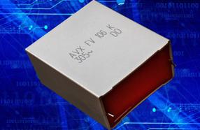 AVX推出全新FV系列交流薄膜电容,提供X2级干扰抑制