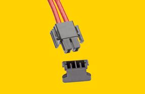 Molex新电源连接器系统可提供二至六电路线束组件版本