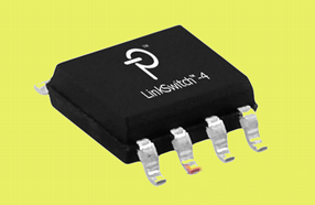 PI发布LinkSwitch-4系列恒压/恒流初级侧调节(PSR)开关IC