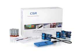CSRmesh家庭自动化方案 构建简便、无缝操控和连接功能