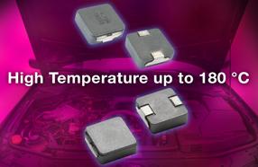 Vishay推出新款汽车级超薄、大电流电感器IHLP-4040DZ-8A