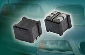 Vishay推出首个可在155℃高温下工作的新款超薄双片电感器