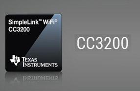 TI Internet-on-a-chip Wi-Fi模块可实现更简单的Wi-Fi开发