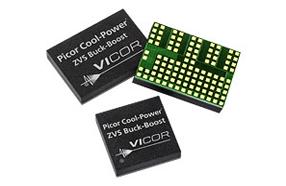 Vicor推出高效率升降压稳压器PI3749、PI3751和PI3755