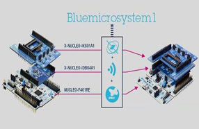 ST推出全新开发框架,更快速简单地实现开发物联网传感器