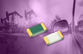 Vishay推出新款PLTT精密高温薄膜片式电阻PLTT 0603