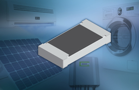 Vishay针对工业和医疗应用,推出新款高电压厚膜片式电阻