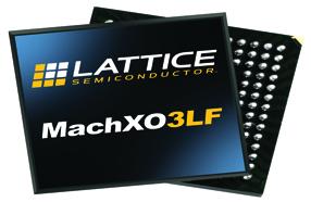 莱迪思MachXO3LF具备桥接与I/O扩展功能,满足市场互连需求
