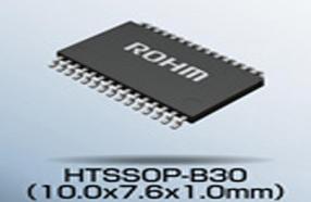 ROHM新推出蓄电元件(EDLC)电池平衡IC BD14000EFV-C