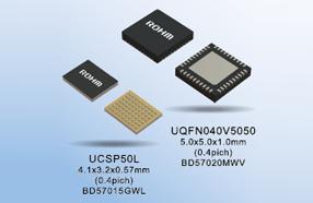 ROHM首发符合WPC Qi标准中等功率规格的无线供电芯片组