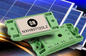 安森美半导体推出高性能高密度功率集成模块(PIM)