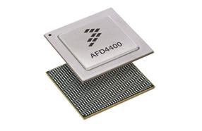 飞思卡尔数字前端片上系统AFD4400 首个用于蜂窝无线基站、完全软件编程
