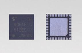 东芝推出有刷直流电机小体积驱动芯片,用于汽车电子油门控制