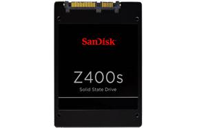 闪迪高性价比固态硬盘Z400s SSD,瞄准移动计算和嵌入式应用