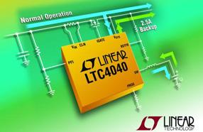 凌力尔特高集成度电源管理系统,可提供更丰富的能量