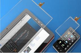 Atmel推出六款触摸屏控制器,拓展领先业界的maXTouch U系列
