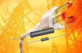 Vishay推出新系列硅树脂涂层轴向引线绕线电阻--CW-High Energy