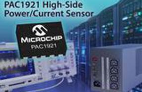世界首款:Microchip新款电流传感器可同时支持数字和可配置模拟输出