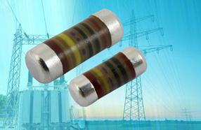工作电压高达1000V:Vishay推出两款高压专业薄膜MELF电阻