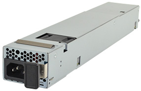 CUI新款1100W热插拔前端电源可最大限度减少应用空间