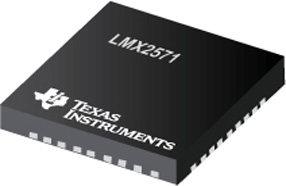 业界功耗最低:TI新款RF合成器可实现低相位噪声和低杂散