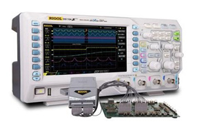 RIGOL 推出DS1000Z系列数字示波器升级版