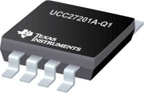 TI新款半桥栅极驱动器可提升混合动力车电源系统性能