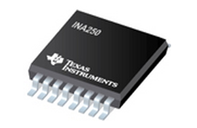 高准确度测量更轻松:TI推出业内首款集成高精度、低漂移分流电阻器的电流检测放大器