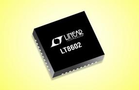 低电压高效率:Linear 42V 同步降压型DC/DC转换器可提供提供4路独立输出