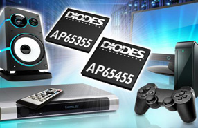 Diodes新款同步降压转换器具低压调节功能,可提供高效率瞬态响应及高精度直流输出