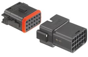 Molex ML-XT密封连接系统为商用车应用提供先进密封件技术